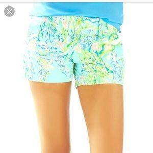 Lilly Pulitzer blue heaven Callahan shorts. 4